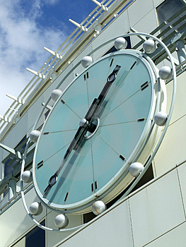 Clock Tower Stock Photography - Image: 2402222
