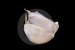 Garlic Stock Image - Image: 2405541