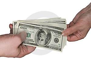 Payment Royalty Free Stock Images - Image: 2409559
