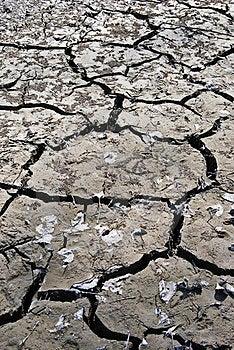 Drought Ground Stock Photos - Image: 24005023