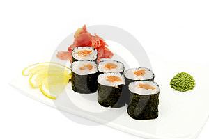 Sushi Stock Photos - Image: 24005673