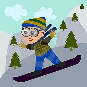 Snowboard Stock Photos - Image: 24008403