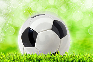 Football Abstract Backgrounds Stock Image - Image: 24013021
