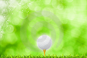 Abstract Golf Sport Art Backgrounds Stock Photos - Image: 24013023
