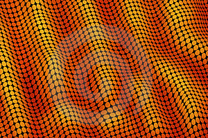 Colorful Heat Map Topography Membrane Royalty Free Stock Photography - Image: 24015937