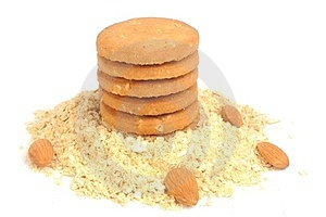 Oats Biscuits Royalty Free Stock Photo - Image: 24034835