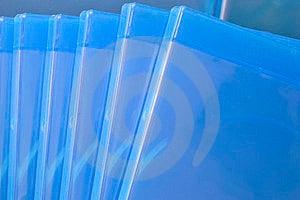 Plastic Blu Ray  Case Stock Photography - Image: 24043252