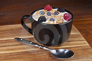 Cereal Bowl Stock Photography - Image: 24051702