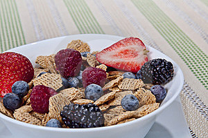 Cereal Bowl Royalty Free Stock Photography - Image: 24051707