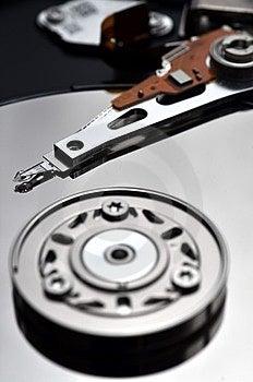 Almacenaje De Datos En Hardisk Fotos de archivo libres de regalías - Imagen: 24052738