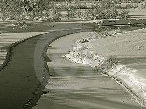 De Landschappen Van De Winter Stock Fotografie - Afbeelding: 24058432