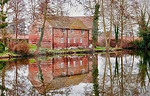 Old Houses England UK Royalty Free Stock Image - Image: 24059426
