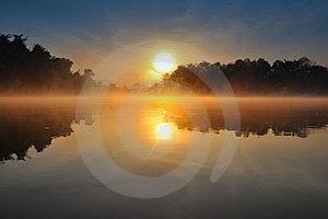 A Smog In The Morning Stock Photos - Image: 24074943