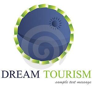 Travel Logo Stock Photography - Image: 24087032