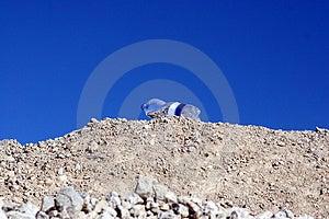 Survival Bottle Royalty Free Stock Image - Image: 2411186