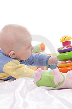 Chidren toys Stock Photo