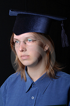 Graduation Royalty Free Stock Photo - Image: 2418865