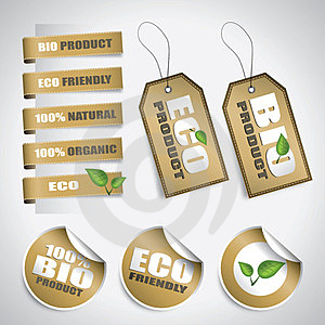 Bio Collection Stock Photos - Image: 24103253