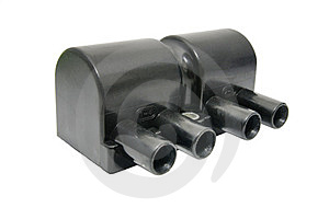 Ignition Coil Stock Image - Image: 24113751