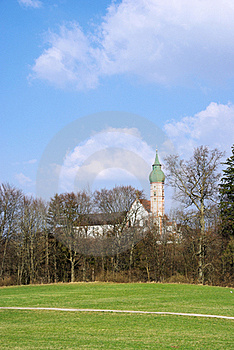 Andechs Abbey Stock Photos - Image: 24122523