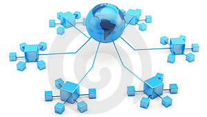 Network Concept Stock Images - Image: 24129954