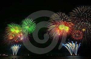 Fireflowers Royalty Free Stock Photo - Image: 24130775
