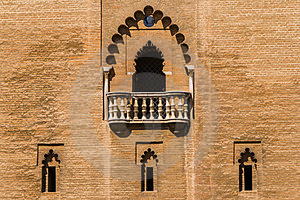 Arabic Wall Royalty Free Stock Photo - Image: 24142905