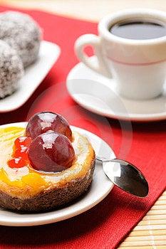 Fruit Cake Stock Photo - Image: 24148440