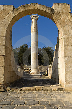 Archaeological Excavations ,Israel Royalty Free Stock Image - Image: 24155936
