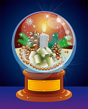 Candle Royalty Free Stock Images - Image: 24157109