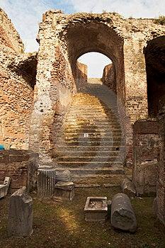 Roman Amphitheatre Royalty Free Stock Photo - Image: 24158465