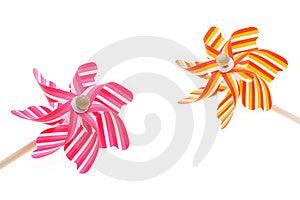 Toy Pinwheel Royalty Free Stock Images - Image: 24181459