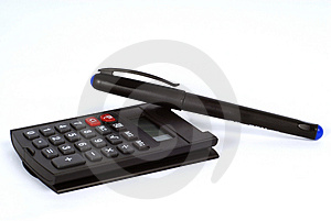 Calculator Stock Photos - Image: 2422263