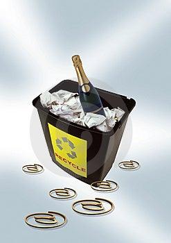 Escaninho Do Negócio Fotografia de Stock - Imagem: 2422392