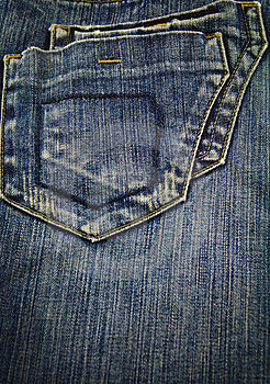 Denim Jeans Stock Image - Image: 24218891