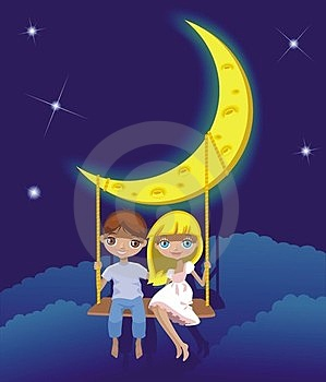 Moon Royalty Free Stock Image - Image: 24225316