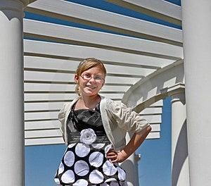 Happy Teen Girl Stock Photo - Image: 24234980