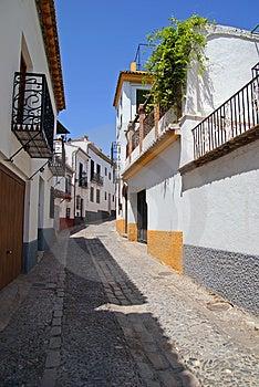 Granada Royalty Free Stock Image - Image: 24241226