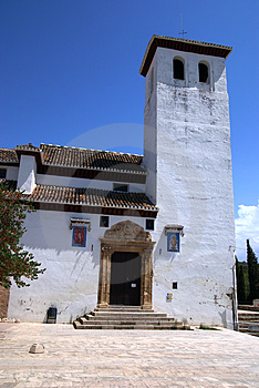 Granada Royalty Free Stock Photography - Image: 24241267