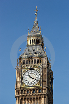 Big Ben Royalty Free Stock Photography - Image: 24247067
