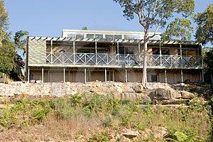 Sydney Australia Suburban Home Stock Photo - Image: 24255090
