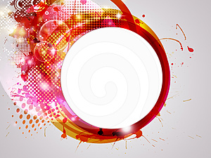 Funky Abstract Royalty Free Stock Image - Image: 24277386