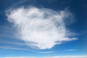Cloudscape Stock Photo - Image: 24288960