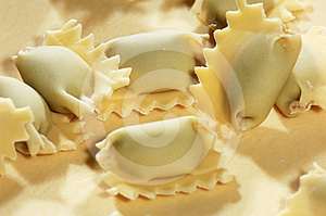 Pasta Ravioli Stock Photo - Image: 24289150