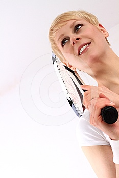 Tennis Royalty Free Stock Photography - Image: 24298607