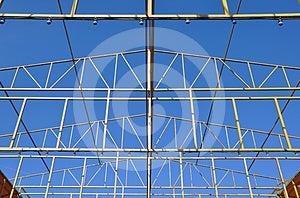 Metallic Site In Sky Stock Images - Image: 24305214