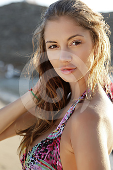 Beautiful Adult Sensuality Woman Royalty Free Stock Images - Image: 24306929
