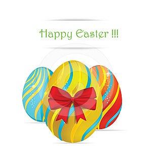 Elegance Happy Easter Egg Stock Photo - Image: 24310600