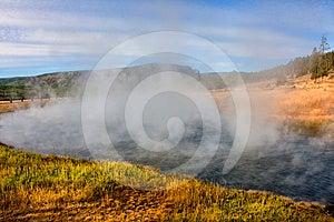 Parque Nacional De Yellowstone Imágenes de archivo libres de regalías - Imagen: 24317559