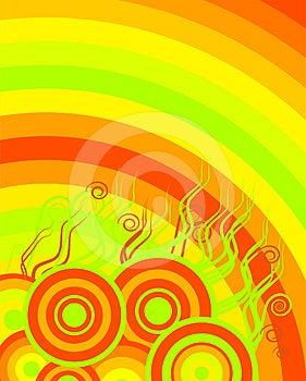 Tło Ciepły Zdjęcie Stock - Obraz: 24321870